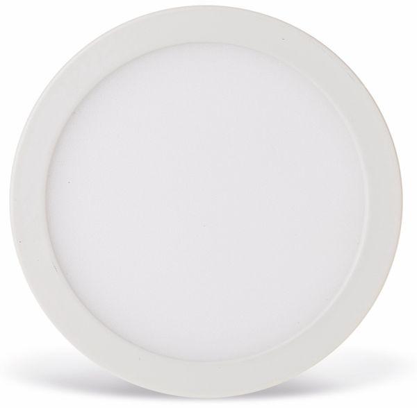 LED-Deckenleuchte VT-605 (4904 Round, EEK: A, 6 W, 420 lm, 3000K,rund, weiß - Produktbild 2