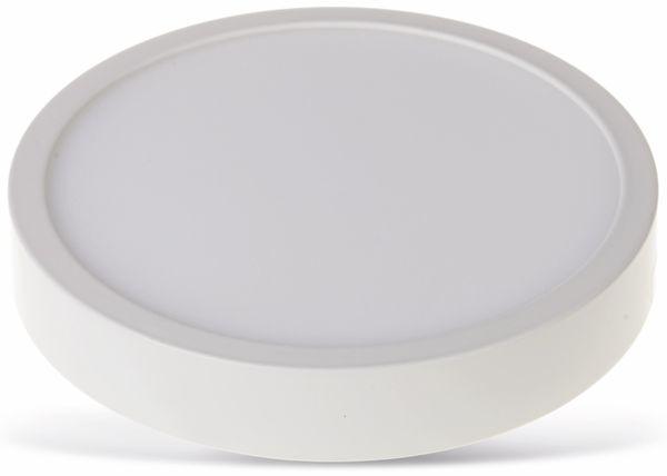 LED-Deckenleuchte VT-1205(4911), EEK: A, 12 W, 900 lm, 4500 K, rund, weiß - Produktbild 1
