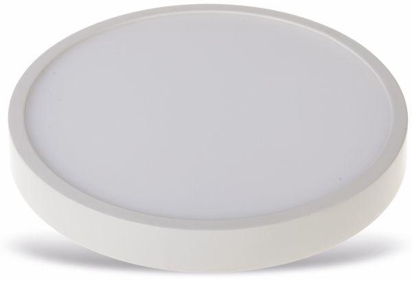 LED-Deckenleuchte VT-1805(4918), EEK: A, 18 W, 1440 lm, 6400 K, rund, weiß - Produktbild 1