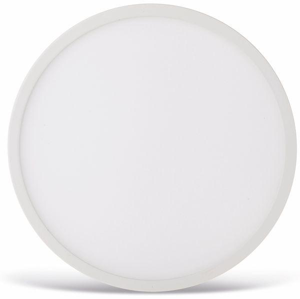 LED-Deckenleuchte VT-1805(4918), EEK: A, 18 W, 1440 lm, 6400 K, rund, weiß - Produktbild 2