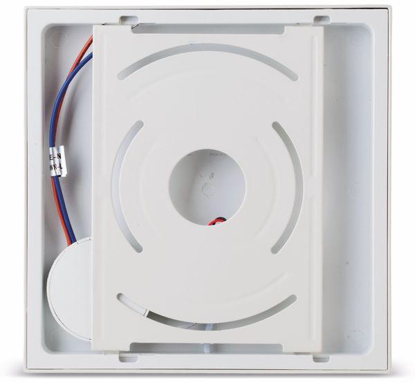 LED-Deckenleuchte VT-1805(4919), EEK: A, 18 W, 1440 lm, 3000 K, eckig, weiß - Produktbild 3