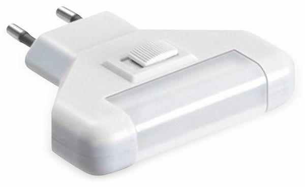 LED-Nachtlicht LIV 6881, mit Schalter, 230 V~