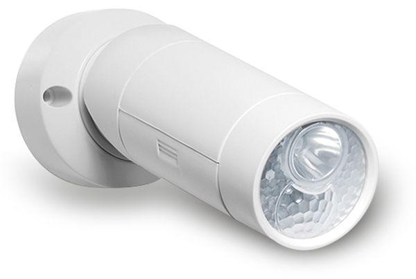 LED Spot Licht GEV 377 mit Bewegungsmelder Innen/Außen, batteriebetrieb