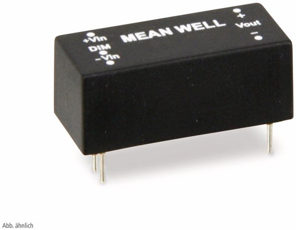 LED-Konstantstromquelle MEANWELL LDD-600L, 600 mA