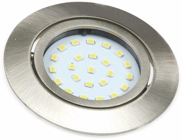 "LED-Einbauleuchte ""Flat-26"" EEK F, 4 W, 330 lm, 2900 K - Produktbild 3"