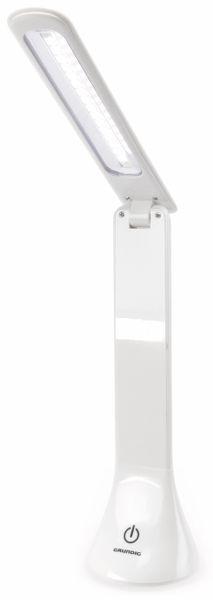 LED-Schreibtischleuchte GRUNDIG, USB- oder Batteriebetrieb - Produktbild 1
