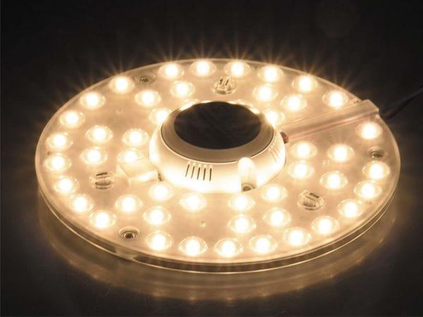 LED Umrüstmodul DAYLITE NRM 18 WW, EEK:A+, 18W, 1200lm, 3000K, 155 mm - Produktbild 2