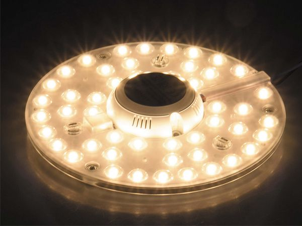 LED Umrüstmodul DAYLITE NRM 24 WW, EEK:A+, 24W, 1680lm, 3000K, 180 mm - Produktbild 2