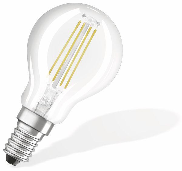 LED-Lampe OSRAM BASE CLASSIC P, E14, EEK: E, 4 W, 470 lm, 2700 K, 5 Stk. - Produktbild 2