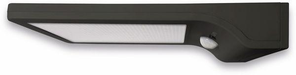 LED-Solar-Außen Leuchte MÜLLER LICHT 21000005, 36 LEDs, PIR, schwarz - Produktbild 2