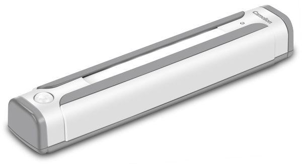 LED Lichtleiste SL7018 mit Bewegungsmelder, Batteriebetrieb, weiß