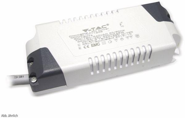 LED-Schaltnetzteil VT-8073, 230V~/6 W, dimmbar