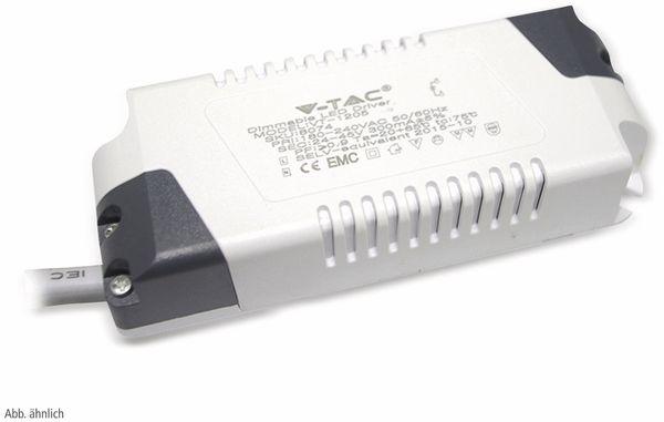LED-Schaltnetzteil VT-8076, 230 V~/24 W, dimmbar