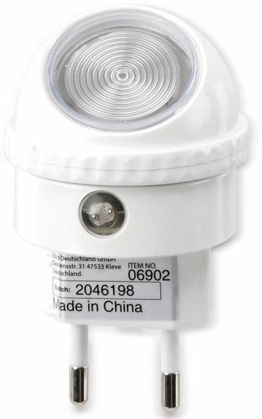 Nachtlicht GRUNDIG, Sensor, 230V~, 360° drehbar
