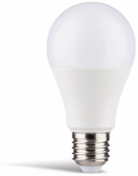 LED-Lampe Müller-Licht 400355, E27, EEK: A+, 9 W, 806 lm, 4000 K, HF-Sensor