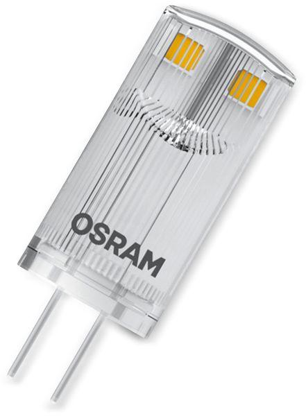 LED-Lampe OSRAM BASE, G4, EEK: A++, 0,9W, 100 lm, 2700 K, 5 Stück - Produktbild 2