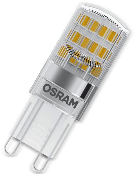 LED-Lampe OSRAM PARATHOM, G9, EEK: A++, 1,9 W, 200 lm, 2700 K, 5 Stück - Produktbild 2