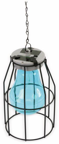 Solar LED-Hänge Leuchte, Gitteroptik - Produktbild 1