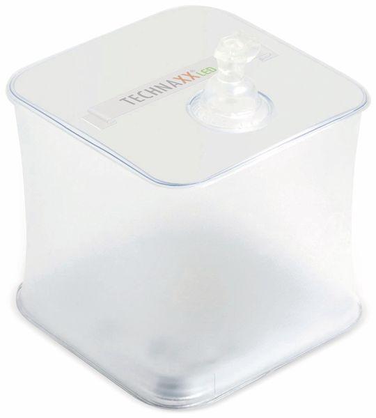 Solar-LED Cube TECHNAXX LX 02 - Produktbild 1