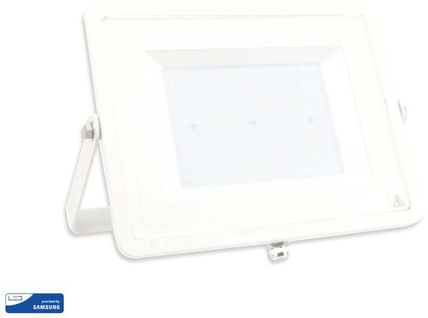 LED-Flutlichtstrahler V-TAC VT-100 (417), EEK: A+, 100 W, 8000 lm, 6500K
