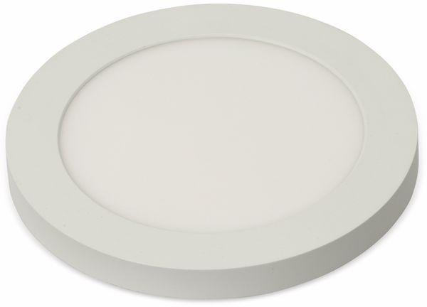 LED-Panel SELESTO 23166, 12 W, 800 lm, 3000…6000 K, weiß