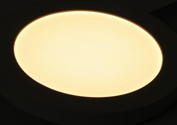 LED-Panel SELESTO 23166, 12 W, 800 lm, 3000…6000 K, weiß - Produktbild 4