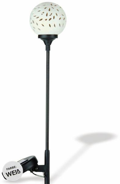 LED Solar-Gartendekoleuchte, TR-SO-DL-01, weiß, Bastelware - Produktbild 2