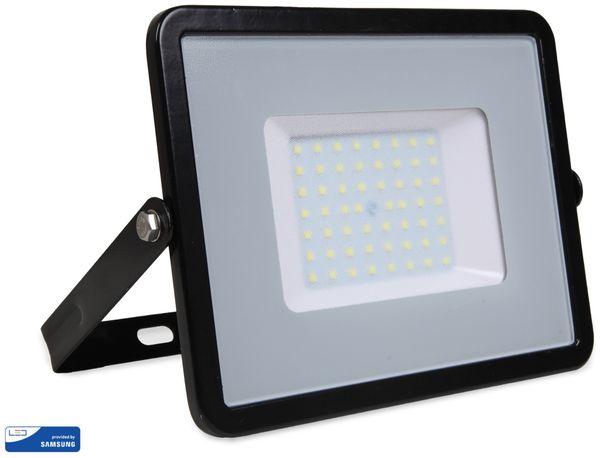 LED-Flutlichtstrahler V-TAC VT-50 (407), EEK: A, 50 W, 4000 lm, 4000 K