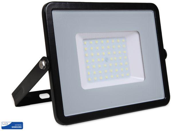 LED-Flutlichtstrahler V-TAC VT-50 (408), EEK: A, 50 W, 4000 lm, 6000 K
