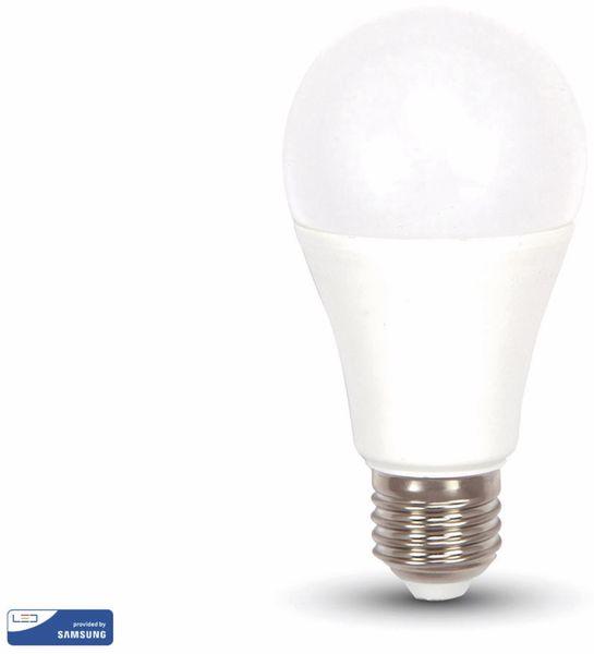 LED-Lampe V-TAC VT-210 (230), E27, EEK: F, 9 W, 806 lm, 6500 K