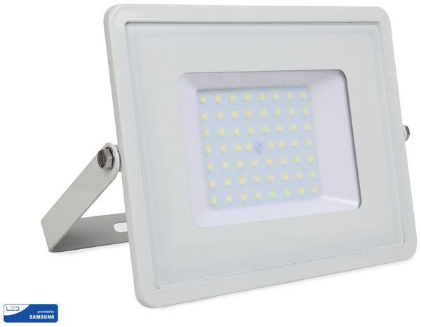 LED-Flutlichtstrahler V-TAC VT-50 (409), EEK: A, 50 W, 4000 lm, 3000 K