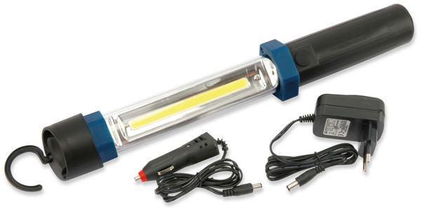 LED-Arbeitsleuchte GT-C-1, 3,7V, 2000 mAh, blau/schwarz