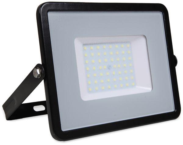 LED-Flutlichtstrahler V-TAC VT-50 (406), EEK: A, 50 W, 4000 lm, 3000 K