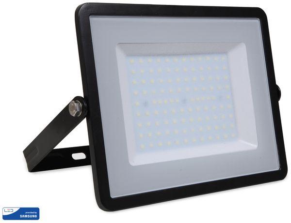 LED-Flutlichtstrahler V-TAC VT-10 (414), EEK: A, 100 W, 8000 lm, 6400 K