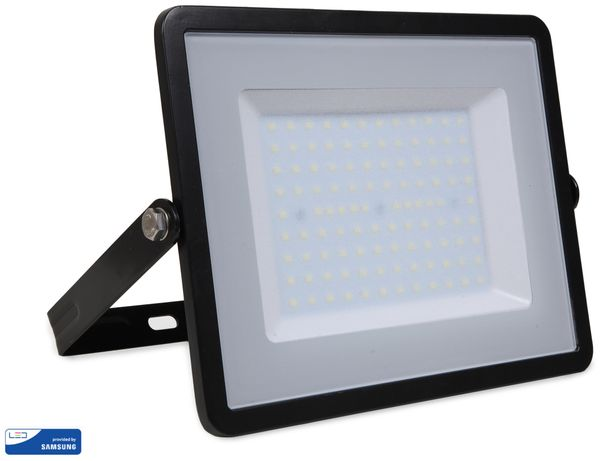 LED-Flutlichtstrahler V-TAC VT-10 (414), EEK: G, 100 W, 8000 lm, 6400 K