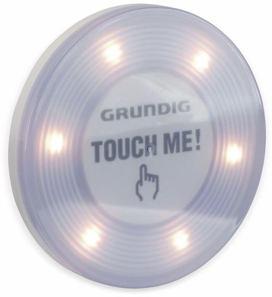 LED-Touch Leuchte GRUNDIG, batteriebetrieb, 125 mm - Produktbild 1