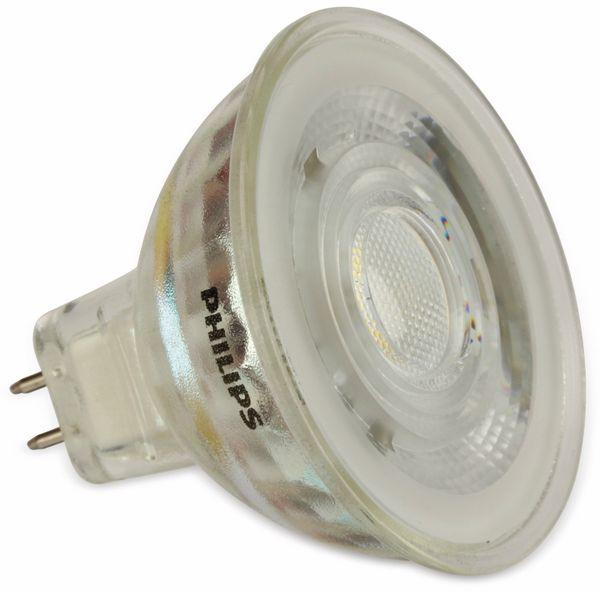 LED-Lampe PHILIPS Lighting, GU5,3, EEK: A+, 5 W, 390 lm, 4000 K ...