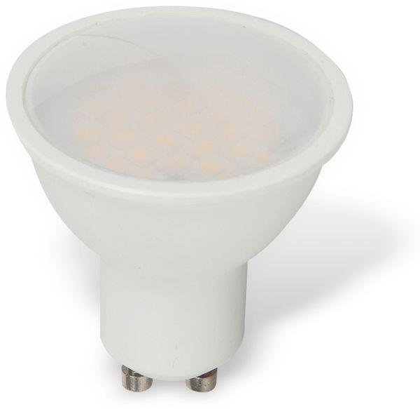 LED-Lampe VT-1975, GU10, EEK: A+, 5 W, 400 lm, 3000 K, 10 Stück - Produktbild 2