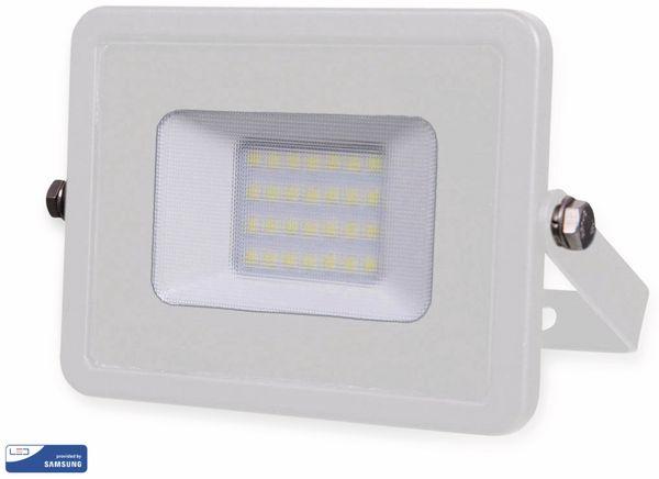 LED-Flutlichtstrahler V-TAC VT-20 (443), EEK: A, 20 W, 1600 lm, 4000K