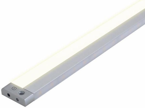 LED-Unterbauleuchte Olus Sensor 50, EEK: A, 9 W, 640 lm, 3000/4000 K - Produktbild 4