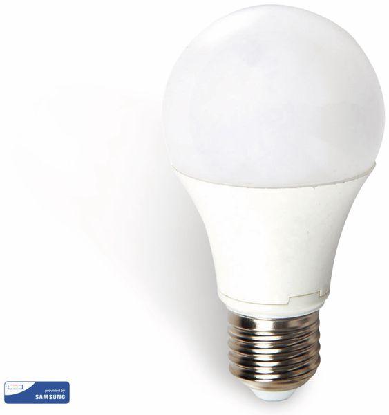 LED-Lampe V-TAC VT-209 (156), E27, EEK: A+, 9 W, 725 lm, 3000 K