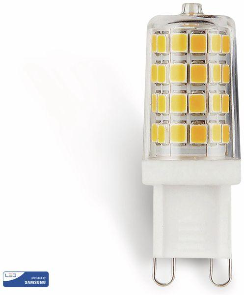 LED-Lampe V-TAC VT-204 (246), G9, EEK: A+, 3 W, 300 lm, 3000 K