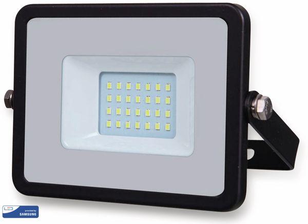 LED-Flutlichtstrahler V-TAC VT-20 (440), EEK: F, 20 W, 1600 lm, 4000K