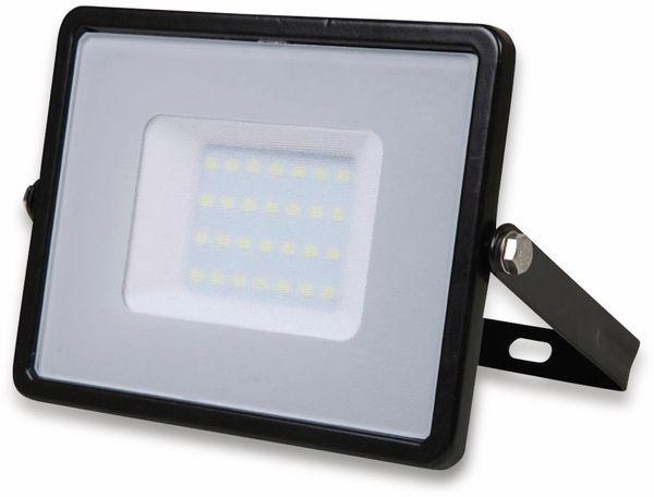 LED-Flutlichtstrahler V-TAC VT-30 (401), EEK: A, 30 W, 2400 lm, 4000K