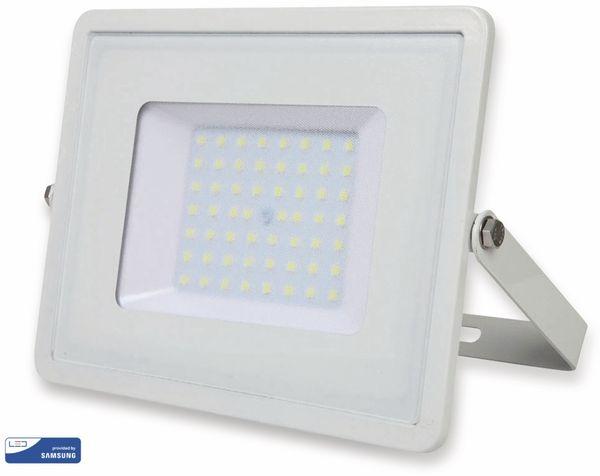 LED-Flutlichtstrahler V-TAC VT-50 (410), EEK: A, 50 W, 4000 lm, 4000K