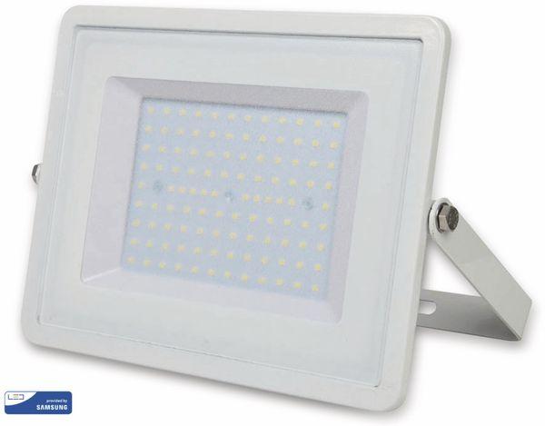 LED-Flutlichtstrahler V-TAC VT-100 (416), EEK: A, 100 W, 8000 lm, 4000K