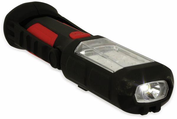 LED-Arbeitsleuchte, L006D, 0,5 W, 3,7 V, 900 mA - Produktbild 2