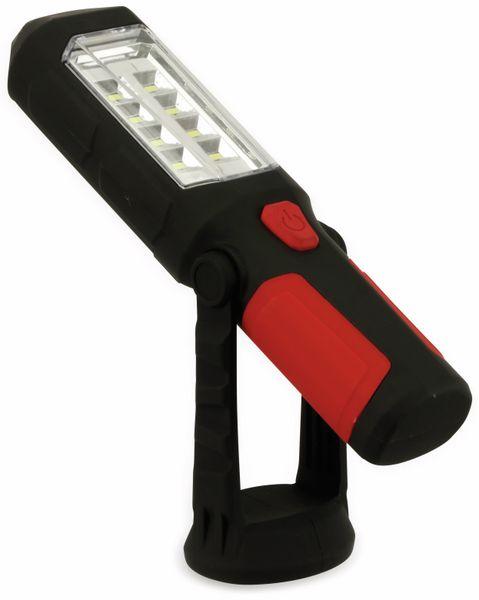 LED-Arbeitsleuchte, L006D, 0,5 W, 3,7 V, 900 mA - Produktbild 6