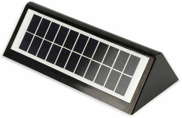 LED-Solar-Außen Leuchte GRUNDIG 07447, 36 LEDs, PIR, schwarz - Produktbild 2