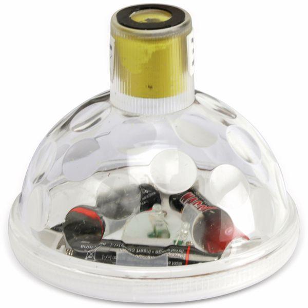 Unterwasserleuchte 4 LEDs batteriebetrieben - Produktbild 2